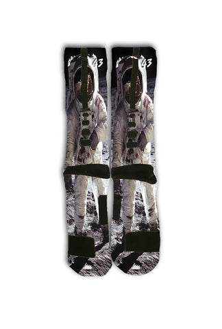 Astronaut Custom Elite Socks