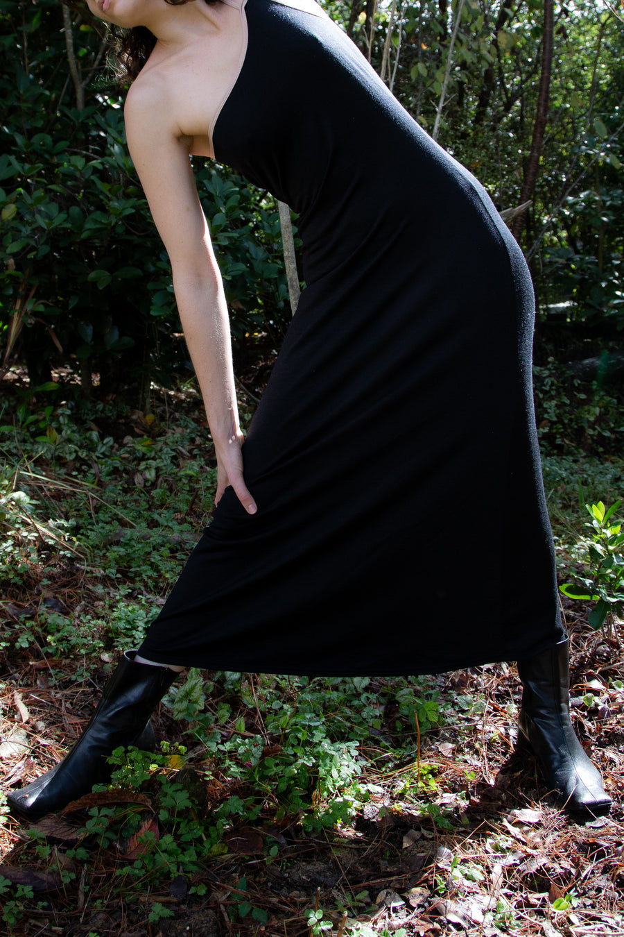 PRE-ORDER Jeremy Dress - Black