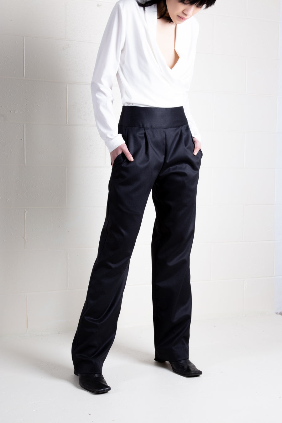 Beatrix Trousers - Black
