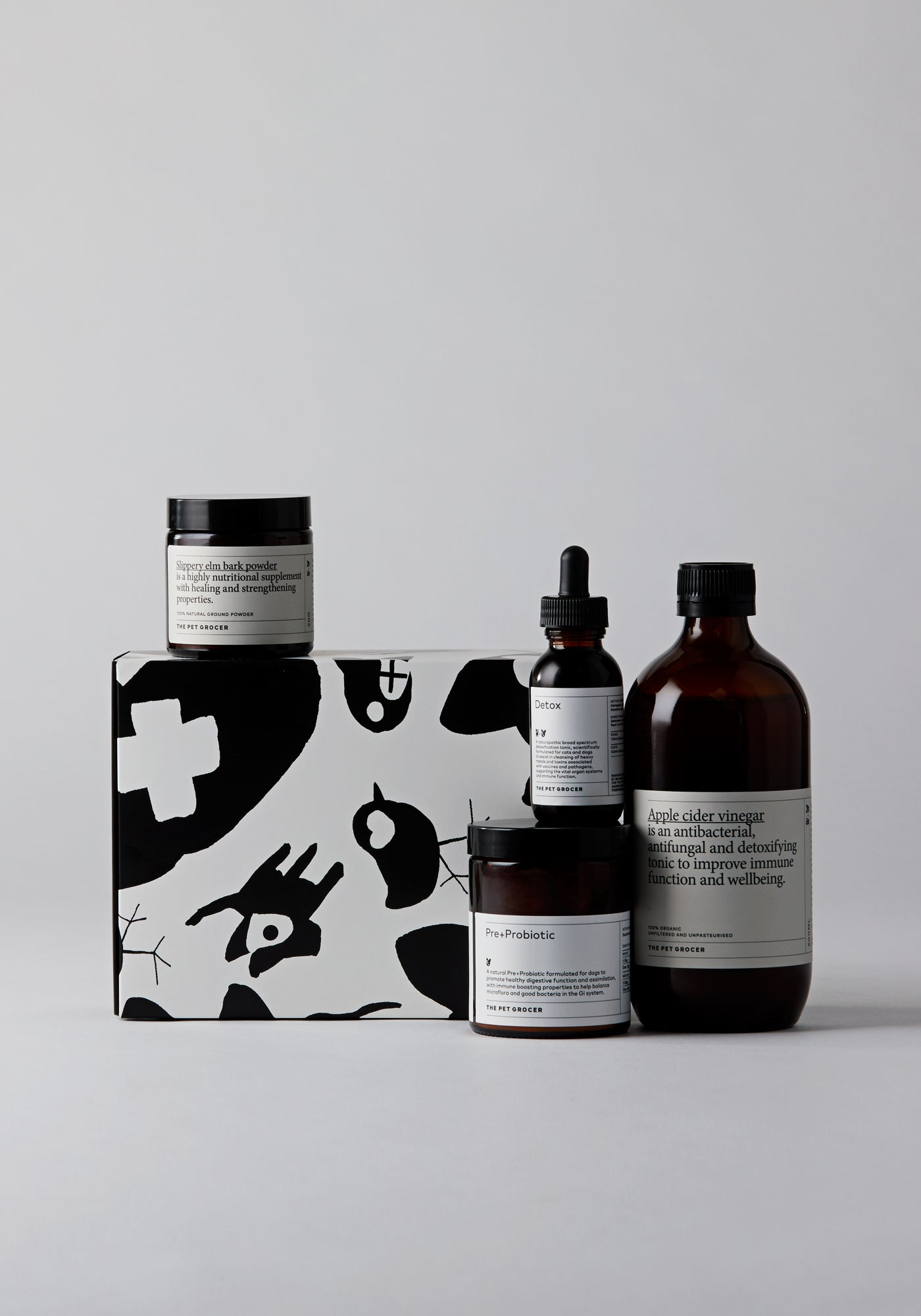 Gift kit: Gut health