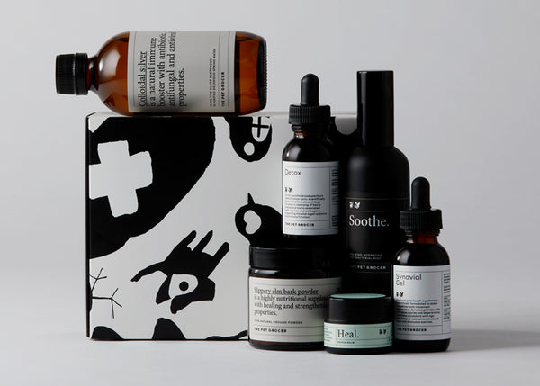 Gift kit: Recovery