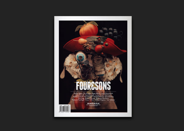 Four&Sons — Issue two