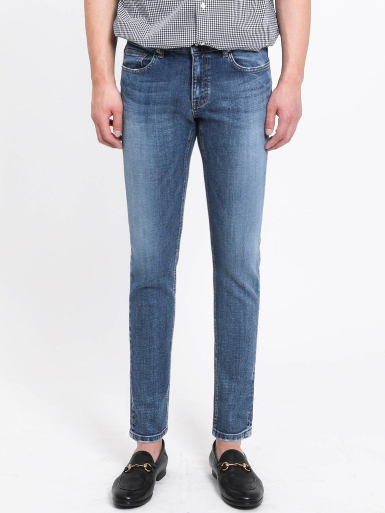 [FATALISM] #0103 Aiden Crop Fit Jeans