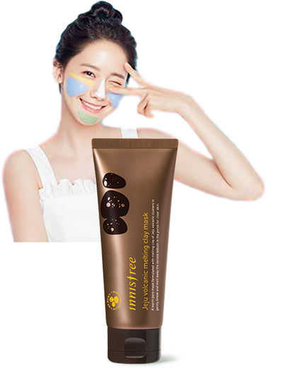 [INNISFREE] Jeju Volcanic Melting Clay Mask 100ml