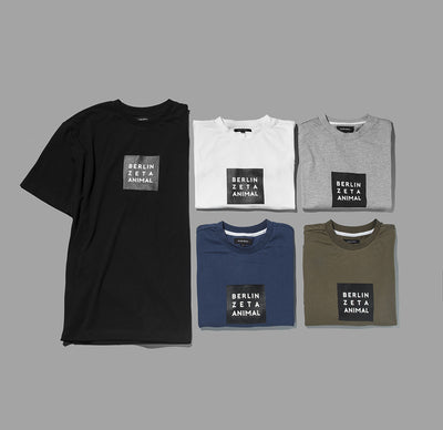 [ZANLMAL] BASIC TEE WHITE