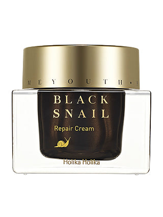 [HOLIKAHOLIKA] Prime Youth BLACK SNAIL Cream