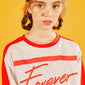 [EYEYE] FOREVERYOUNG STAR LONG-SLEEVE T-SHIRTS
