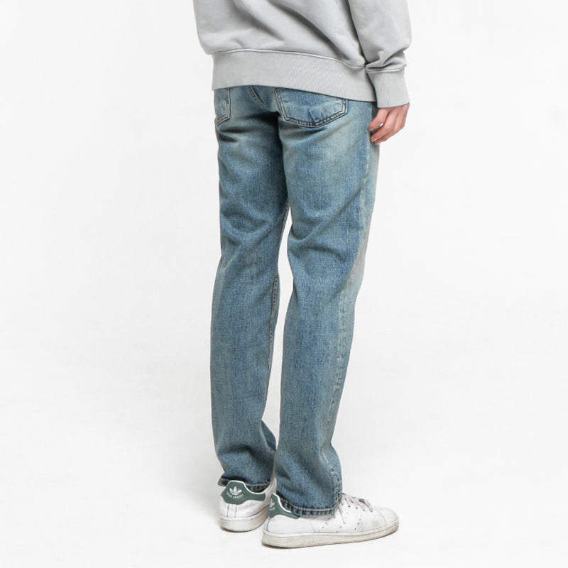 [FATALISM] #0112 Antique Tone Standard Fit Jeans