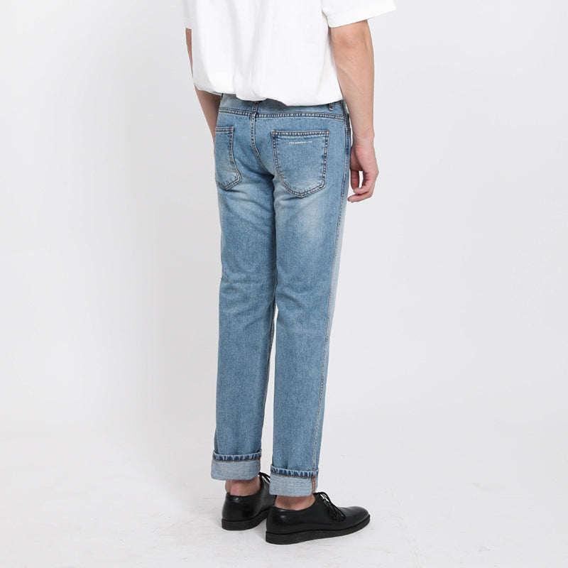 [FATALISM] #0126 Rize Tapered Fit Jeans