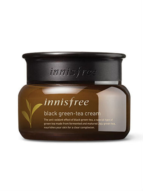 [INNISFREE] BLACK GREEN TEA CREAM 60ml