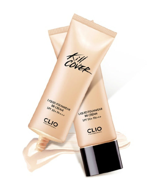 [Clio] Kill Cover Bb Cream Liquid Founwear BB Cream