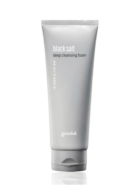 [Goodal] Black Salt Deep Cleansing Foam