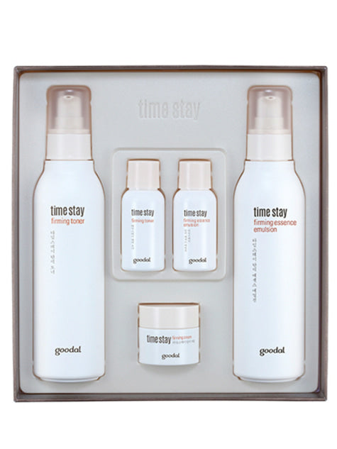 [Goodal] Time Stay Firming Care Set (Toner+Emulsion)