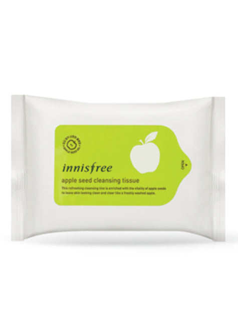[INNISFREE] Apple Seed Cleansing Tissue