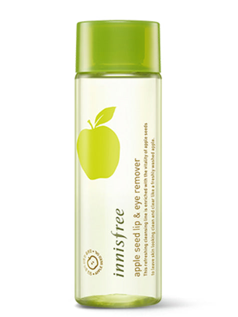 [INNISFREE] Apple Seed Lip and Eye Makeup Remover 100ml