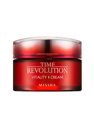[MISSHA] Time Revolution Vitality Cream