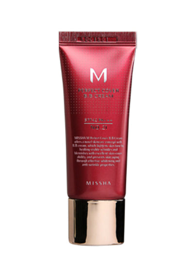 [MISSHA] M Perfect Cover BB Cream SPF42Pa+++(No. 21 Bright Beige)