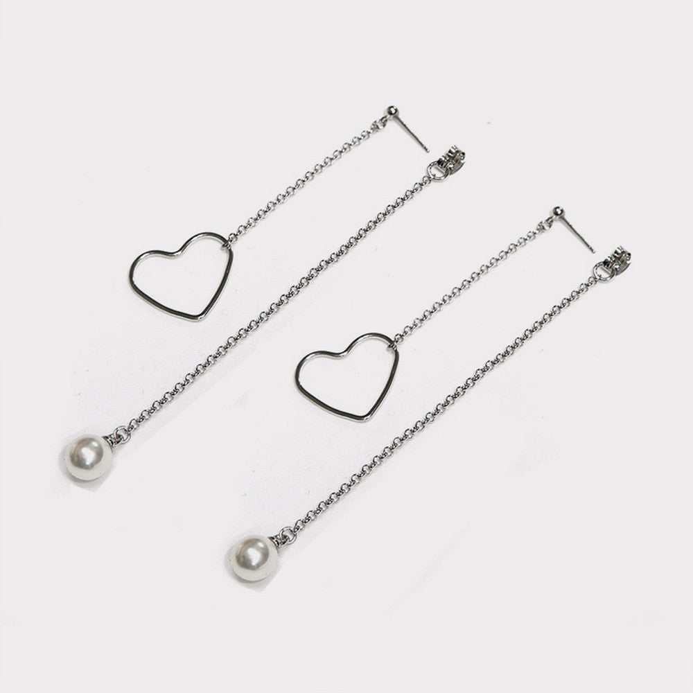 [MIDNIGHT MOMENT] midnight love earring