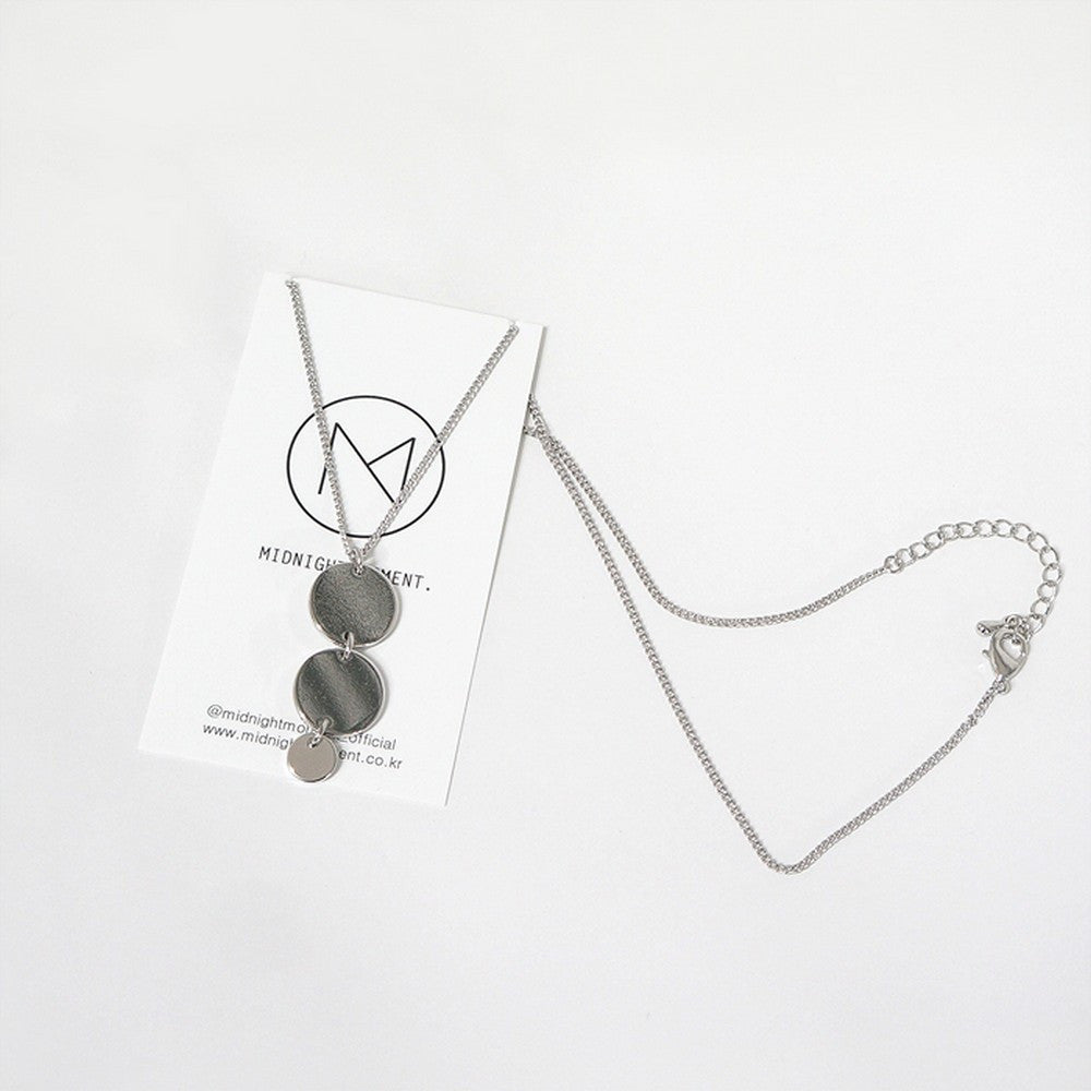 [MIDNIGHT MOMENT] pray for the moon necklace