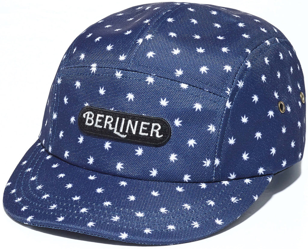 [ZANIMAL] Berliner Campcap Royal Blue