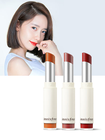 [INNISFREE] Real Fit Creamy Lip Stick 3.3g