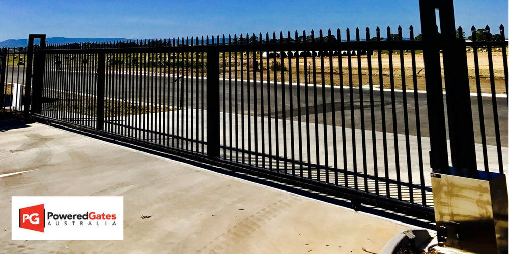 Powered Gates Australia Automatic Gates Amp Fencing