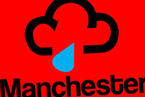 The Rain it always Raineth...in Manchester.