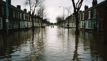 How extreme were the Carlisle floods?