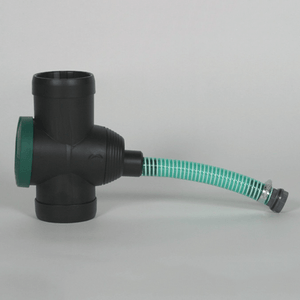 Rainwater filters and diverters