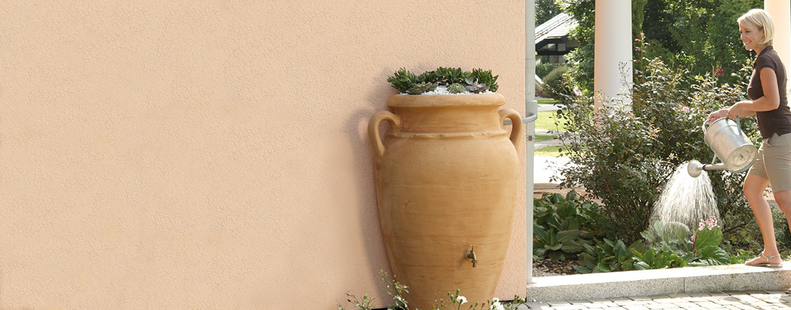Rainwater storage has never looked so good