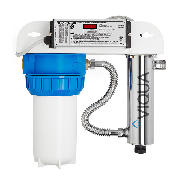 VIQUA – Integrated Ultra Violet Water Treatment System