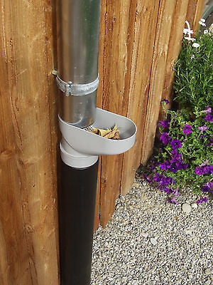 Water Butt Downpipe Leaf Catcher Leaf Separator