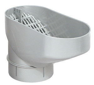 Water butt downpipe leaf catcher/leaf separator - Freeflush Rainwater Harvesting Ltd.