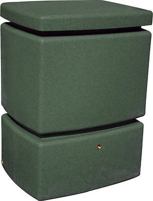 Rainwater Harvesting Package - 525l water butt, filter and Hozelock garden pump - Freeflush Rainwater Harvesting Ltd.