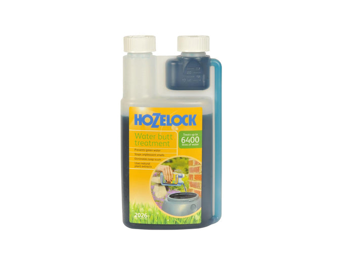 Hozelock Water butt treatment