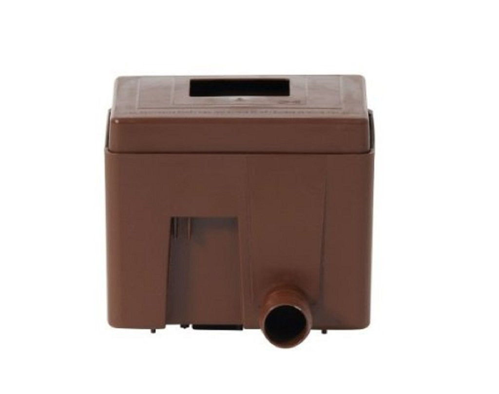 Polished Stone Effect 2 In 1 Water Tank Butt With Planter -6124