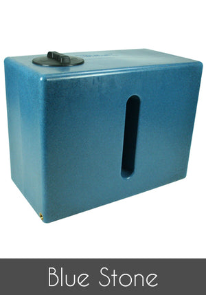 350 Litre Slim Water Butt Rain Harvesting Tank - Freeflush Rainwater Harvesting Ltd.