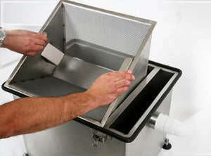 Filtra-Trap® Full Filtration Grease Trap - Freeflush Rainwater Harvesting Ltd.