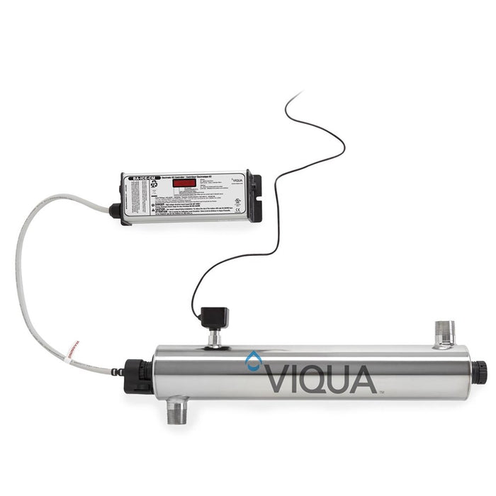 Viqua Monitored Ultra Violet Treatment System