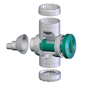 3P Rainwater Filter Collector Universal Downpipe Filter