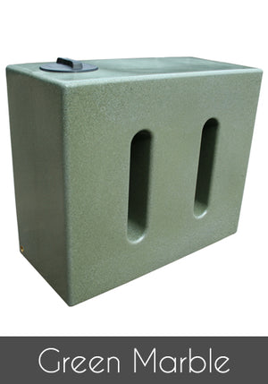 650 Litre Slim Water Butt Rain Harvesting Tank - Freeflush Rainwater Harvesting Ltd.