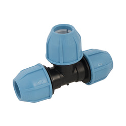MDPE  Equal T 20mm, 25mm - Freeflush Rainwater Harvesting Ltd.