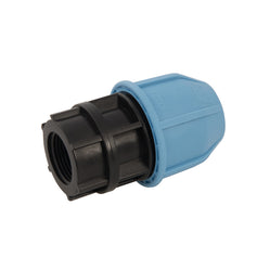 "MDPE Female Adaptor 20mm, 25 mm 3/4"" - Freeflush Rainwater Harvesting Ltd."