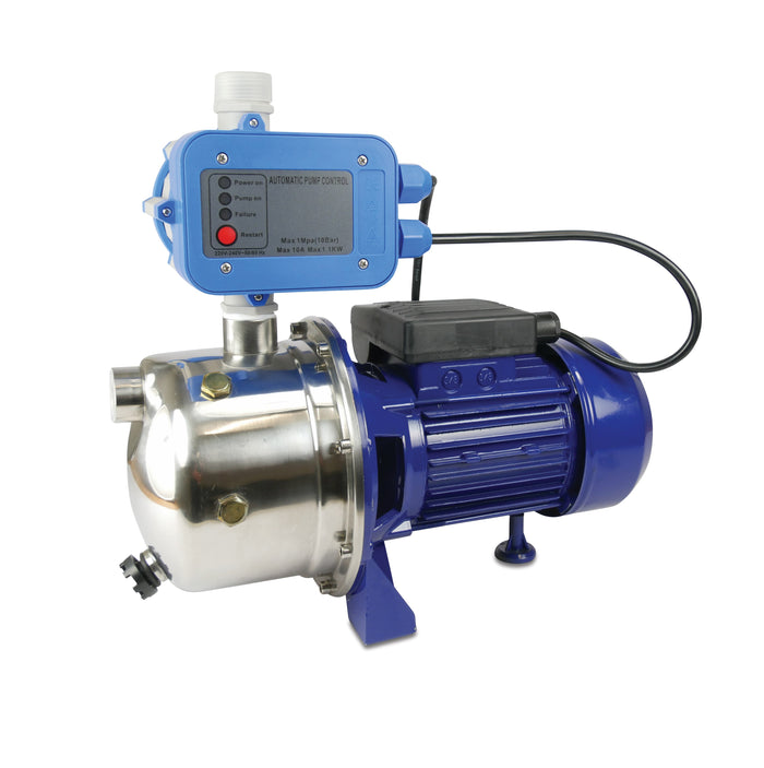 Prestige on demand, automatic, high pressure pump 230V, 5 bar, 3000l/h