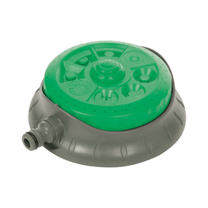9-Pattern Dial Sprinkler (110mm Dia) - Freeflush Rainwater Harvesting Ltd.