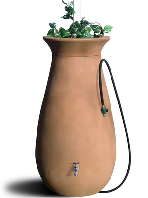 Cascata 245 Litre Rain Barrel - Freeflush Rainwater Harvesting Ltd.