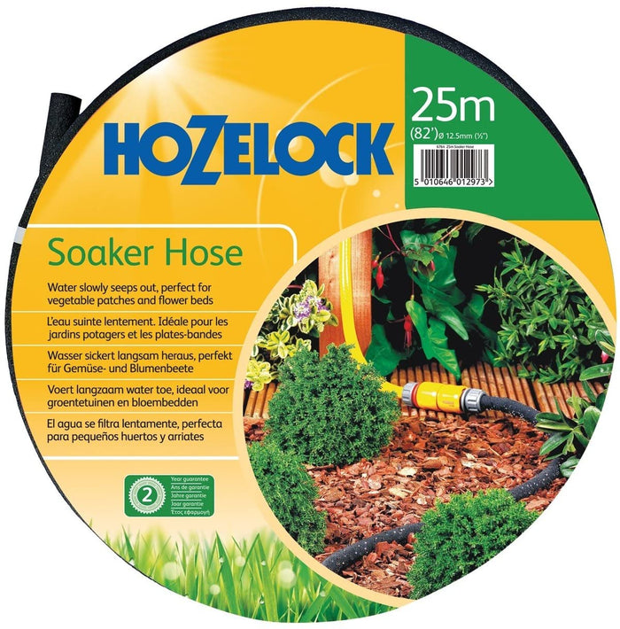 Hozelock Soaker Hose 10, 15 and 25m