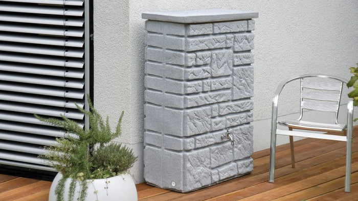 Maurano Stone Effect Water Butt – 300 Litres