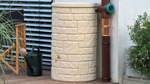 Arcado Water Butt – 230, 360, & 460 Litres - Freeflush Rainwater Harvesting Ltd.