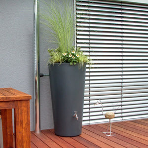 Rainbowl Flower Planter 150 litres - Freeflush Rainwater Harvesting Ltd.